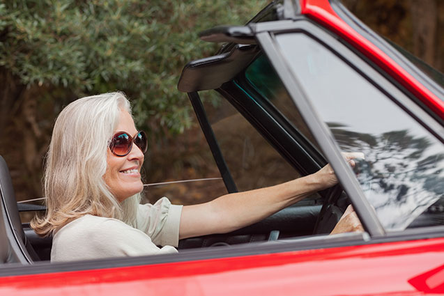 Elderly Individuals who Drive with a Hearing Impairment