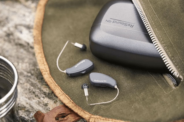 Hearing Aids that Keep You Healthy