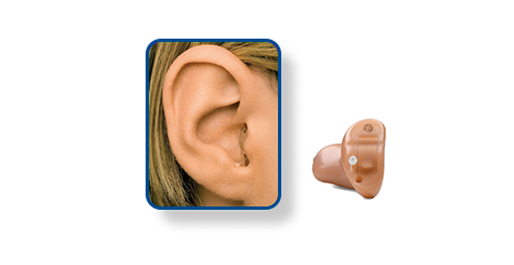 Completely in the Canal - CIC - Hearing Aid Style - Shreveport, LA - The ENT Center, AMC