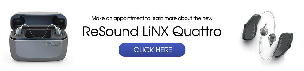 Resound LiNX Quattro - Shreveport, LA - The ENT Center, AMC