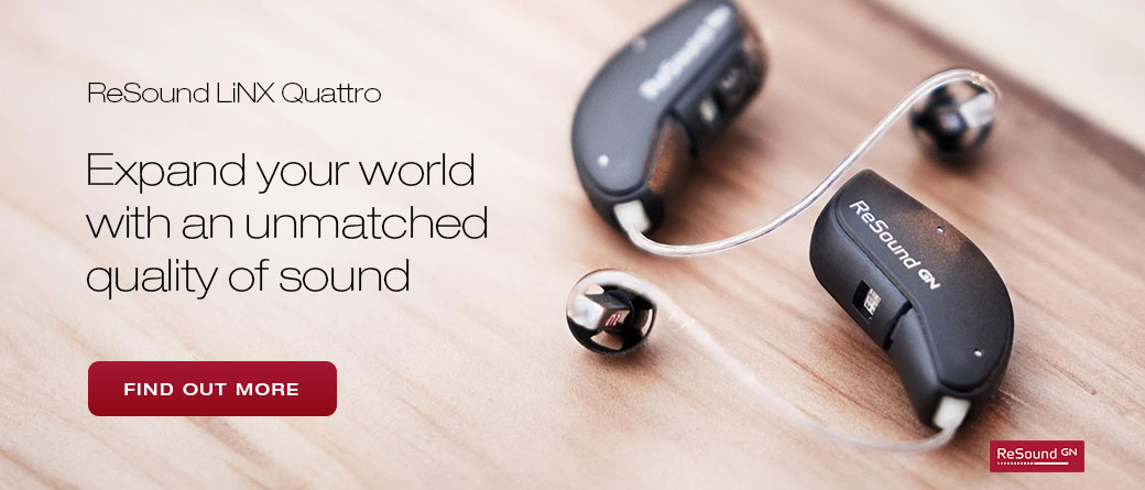 ReSound LiNX Quattro - The ENT Center, AMC