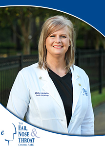 Misty L. Littleton, Au.D. - Audiologists - Shreveport, LA - The ENT Center, AMC