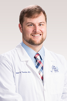 Blake N. Thornton, M.D. - Physician - Shreveport, LA - The ENT Center, AMC
